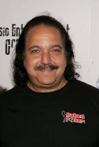 Ron Jeremy at the AOL Music Welcomes Homes Lil' Kim at VMA after party.