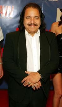 Ron Jeremy at the Adult Video News Awards Show.