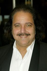 Ron Jeremy at the premiere