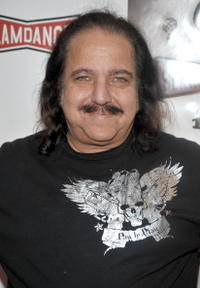 Ron Jeremy at the premiere of