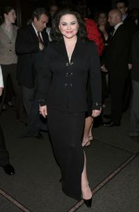 Delta Burke at the 50th Annual Drama Desk Awards.