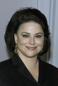 Delta Burke at the 46th Annual Genii Awards.