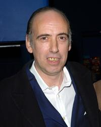 Mick Jones at the screening of