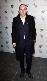 Mick Jones at the Mummy Rocks, a party for children supported by St Tropez.