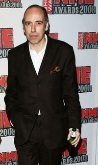 Mick Jones at the Shockwaves NME Awards 2008.