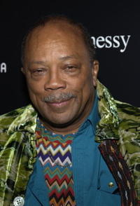 Quincy Jones at the EBONY 2nd Annual Oscar Celebration.