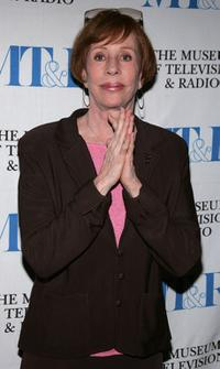Carol Burnett at the MT&R Premiere Screening of