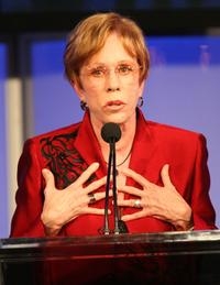 Carol Burnett at the 2006 Summer TCA Awards held at The Ritz-Carlton.