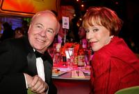 Carol Burnett and Tim Conway at the 2005 TV Land Awards at Barker Hangar.