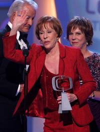 Carol Burnett at the 2005 TV Land Awards at Barker Hangar.