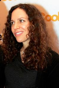 Daphna Kastner at the screening of