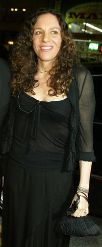 Daphna Kastner at the premiere of