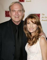 James Keach and Jane Seymour at the 10th Annual Art Directors Guild Awards.