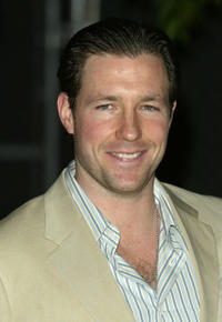 Ed Burns at the Vanity Fair Party at the Tribeca Film Festival in New York City.