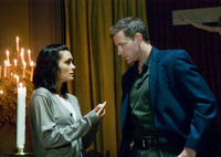Shannyn Sossamon and Ed Burns in