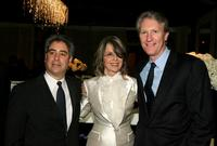 Diane Keaton, Danny Rosett and Chris McGurk at the