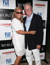 Eleanora Kennedy and Michael Kennedy at the New York premiere of