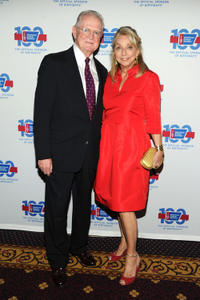 Michael Kennedy and Eleanora Kennedy at the One Centennial Sensation in New York.