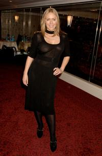 Patsy Kensit at the Television And Radio Industries Club (TRIC) Awards 2008.