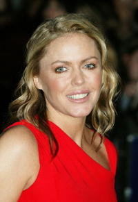 Patsy Kensit at the 10th Anniversary National Television Awards.