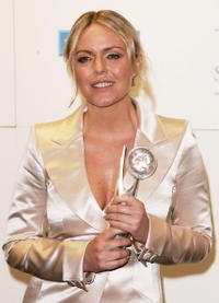 Patsy Kensit at the British Soap Awards 2005.