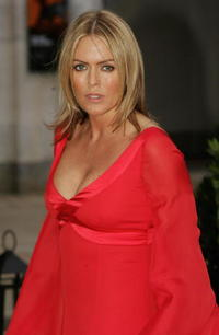 Patsy Kensit at the ITV's 50th Anniversary Royal Reception.