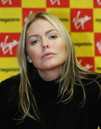 Patsy Kensit at the Signing & Launch of