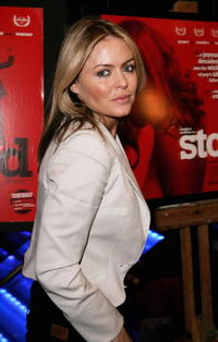 Patsy Kensit at the UK premiere of