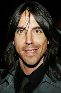 Anthony Kiedis at the Fredericks of Hollywood 2006 Spring Fashion Show.