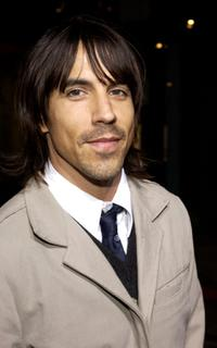 Anthony Kiedis at the premiere of