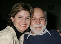 Gloria Allred and Ron Kovic at the Hollywood Film Festival.
