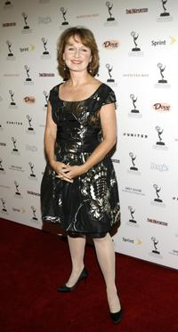 Kate Burton at the Academy of Television Arts and Sciences 59th Annual Primetime Emmy Awards performer nominee party.
