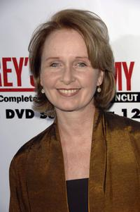 Kate Burton at the