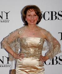 Kate Burton at the 60th Annual Tony Awards.