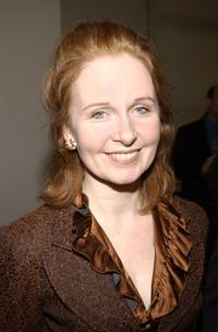 Kate Burton at the gathering for the Broadway production of