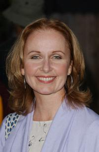 Kate Burton at the premiere of