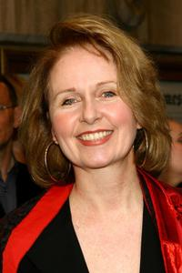 Kate Burton at the Broadway opening of