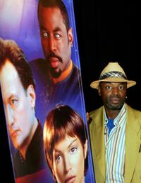 Levar Burton at the television series
