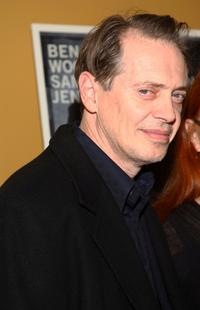 Steve Buscemi at the New York premiere of