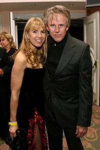 Gary Busey and Julia Verdin at the 17th Annual Night Of 100 Stars Oscar Gala.