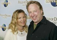Tim Busfield and his wife Jenny at the 15th Anniversary DVD Release Celebration of