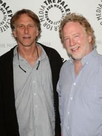 Peter Horton and Timothy Busfield at the