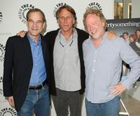 Marshall Herskovitz, Peter Horton and Timothy Busfield at the