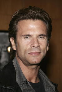 Lorenzo Lamas at the premiere of