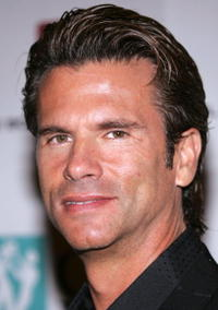 Lorenzo Lamas at the City of Hope and the Bold and the Beautiful Celebrity Gala and Fashion Show.