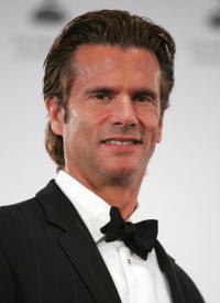 Lorenzo Lamas at the 34th International Emmy Awards Gala.