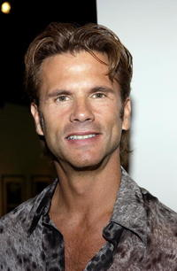 Lorenzo Lamas at the Golden Dads Awards Ceremony.