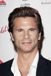 Lorenzo Lamas at the Penfolds Icon Gala Dinner.