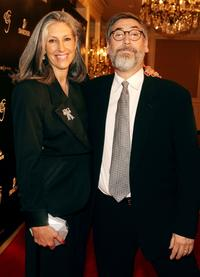 Deborah Landis and John Landis at the 9th Annual Costume Designers Guild Awards.