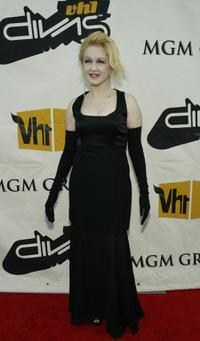Cyndi Lauper at the 7th Annual VH1 Divas Concert Benefiting The Save The Music Foundation.